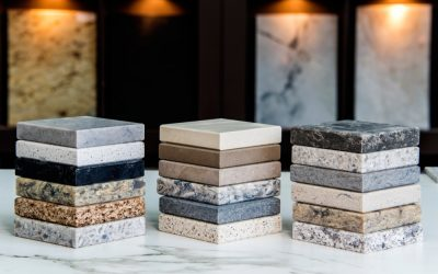 Other Places to Add Stone Countertops Besides Kitchens and Bathrooms