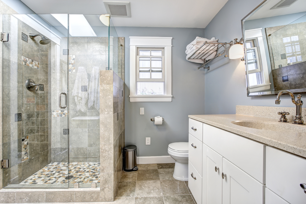 Top 3 Types of Stone for Beautiful Bathroom Countertops