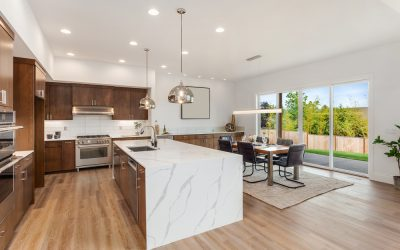 What is a Waterfall Edge Countertop?